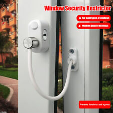 Window Child Security Safety Cable Lock Restrictor Window Door Restrictor Lock