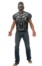 Rubies Mens Avengers 2 Age of Ultron, Ultron Top and Mask New