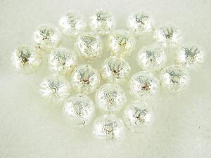Metallic Gold Silver Fancy Balls Vase Filler Table Scatter Wedding Bridal Shower