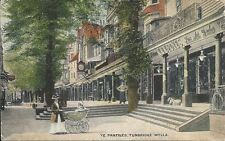 Postcard, United Kingdom, Turnbridge Wells, Ye Pantiles