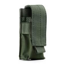 Military Flashlight Torch Belt Holster Holder Case Pouch For Flashlight Torch