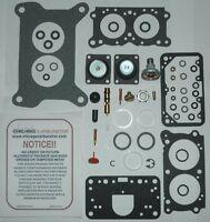 HI PERFORMANCE 4412 HOLLEY CARBURETOR KIT 500 CFM MODEL 2300 2 BARREL ETHNOL TOL