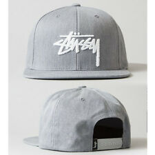 New Gray Fashion trend Men's Snapback adjustable Baseball Cap Hip Hop cool hats