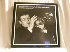 BUNNY BERIGAN Complete Brunswick Parlophone & Vocalion Sessions Mosaic NEW 7 CD