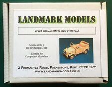 1/76th WW2 GERMAN BMW 325 STAFF CAR - Landmark Models resin kit