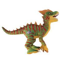 JURASSIC WORLD - Green RAPTOR Dinosaur Hybrid 28cm Plush Soft Toy Doll NEW T-REX