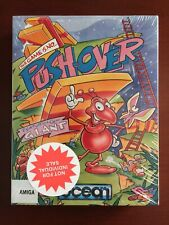 Sealed Ocean Pushover Game Featuring G.I. Ant for the Commodore Amiga Computer