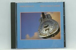 Dire Straits - Brothers In Arms CD Album - (1985 1st Press) - Money For Nothing