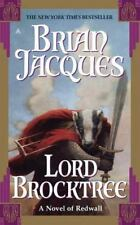 Redwall: Lord Brocktree 13 by Brian Jacques (2001, Paperback, Reprint)