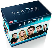 Heroes: The Complete Collection (Box Set) [Blu-ray]