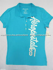 75% OFF! AUTH AEROPOSTALE 87 VERTICAL JERSEY POLO SHIRT SMALL BNW US$ 24.5+