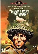 How I Won The War (DVD, 2008) Starring John Lennon &  Michael Crawford