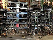 Steel Square Tube 1 12 X 1 12 X 250 X 12