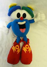 1996 Atlanta Olympic Izzy Mascot Plush Doll Toy Collectible Dakin Authentic