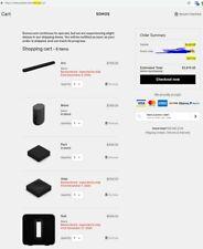 Sonos Canada / USA 15% Off discount code