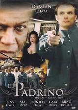 EL PADRINO (2005) DAMIAN CHAPA JENNIFER TILLY NEW DVD