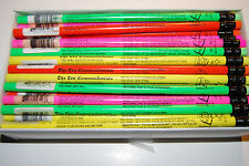TEN COMMANDMENTS Pencil Lot (72) Religious VBS Church Sunday School Christian