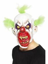 Men's Clowns & Circus Costume Masks