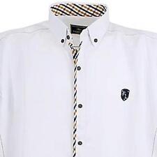 Herren-Freizeithemden & -Shirts aus Baumwolle mit Button Down Kragen Bauchgröße