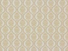 Vintage Diary papel pintado rápidamente textil 255248 ornamentos crema beige