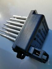 98-04 AUDI A6 S6 RS6 MOTOR RESISTOR A/C HEATER BLOWER SPEED CONTROL  4B0 820 521