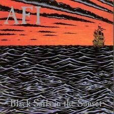 Black Sails in The Sunset AFI Vinyl 0794171582419