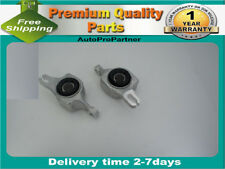 2 FRONT LOWER CONTROL ARM BUSHING BRACKET PAIR SET GRAND CHEROKEE DURANGO 16-19