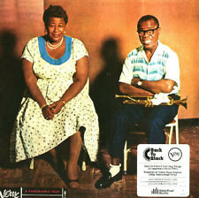 "Ella Fitzgerald & Louis Armstrong : Ella and Louis Vinyl 12"" Album (2013)"
