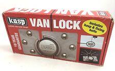 Kasp 500 Series Van Lock & Hasp K50073