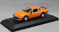 Minichamps Maxichamps Renault Alpine A310 in Orange 1976 940113591 1/43 NEW
