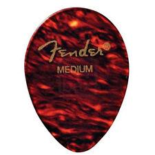 Fender 354 Classic Celluloid Medium Plectrum (Shell)