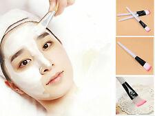 2X DIY Makeup Cosmetic Beauty Tool Skin Care Facial Eye Mask Brush Great Design