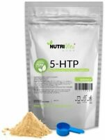 100% PURE 5-HTP Powder Anti-Depressant Mood Enhancer USP GRADE ORGANIC SOURCED