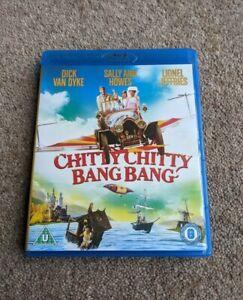 CHITTY CHITTY BANG BANG Dick Van Dyke Sally Ann Howes Region Free UK BLU RAY