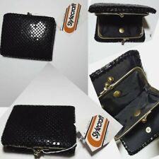 Vintage Style Craft Metal Mesh Coin Purse Wallet