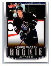 (HCW) 2007-08 Upper Deck Victory #245 Jannik Hansen NHL MINT RC Rookie 02916