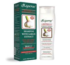Shampoo mit Knoblauch 250ml von Zigavus gegen intensiven Haarausfall