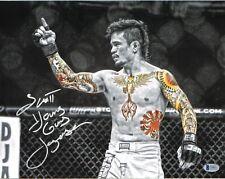 Scott Jorgensen Signed 11x14 Photo BAS Beckett COA UFC Picture Autograph 179 137