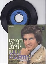 """Ulli Martin, Komm doch zu mir, VG+/VG+ 7"""" Single 0958-8"""