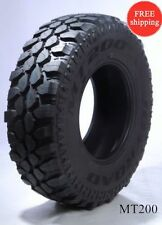 4 NEW LT285/75R16 D/8PLY 122/119Q - JOYROAD MT200 MUD SUV A/S Tires LT 285 75R16