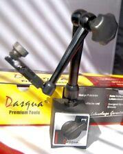 Dasqua 100 Kg Base Magnétique avec Mécanique 3-D Coudé Bras (Réf :73120015)