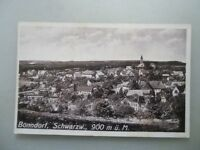 Ansichtskarte Bonndorf Schwarzwald 1929  (Nr.621)