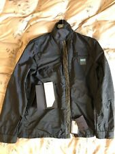 Authentic PRADA Nylon jacket size S blue navy