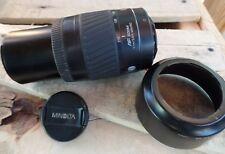 Minolta AF Zoom 1.1m/3.6ft Macro AF 70-210mm Lens For Sony Alpha/Maxxun