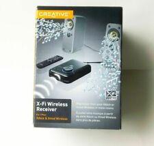 Creative SoundBlaster X-Fi Wireless Receiver 100% NEUF