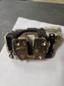 98 99 00 Nissan Frontier oem drivers side left door latch power lock actuator