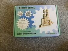Timberkits - Build wooden figure