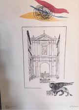 Omaggio ai Protettori della contrada della Chiocciola Palio di Siena 1995