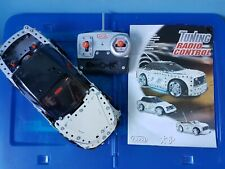RC Mecanno car and instruction booklet