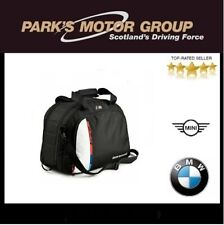 BMW Motorrad Genuine M Motorsport Padded Helmet Bag Black 47×33×30cm 76629446495